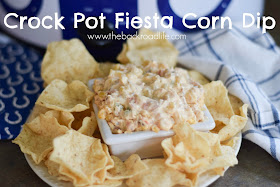 A flavorful crock pot chip dip great for all occasions