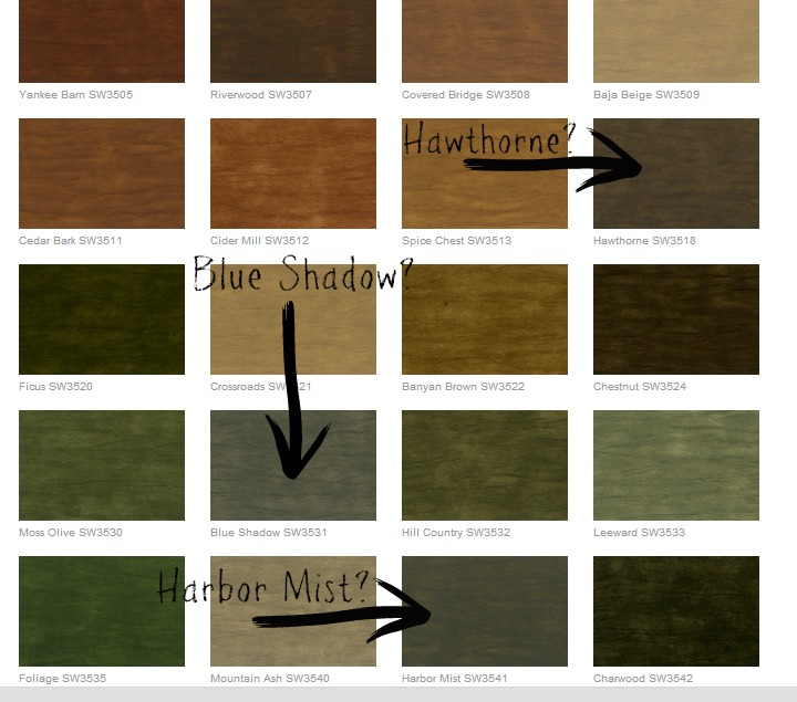 Sherwin Williams Color Deck 2017 Grasscloth Wallpaper