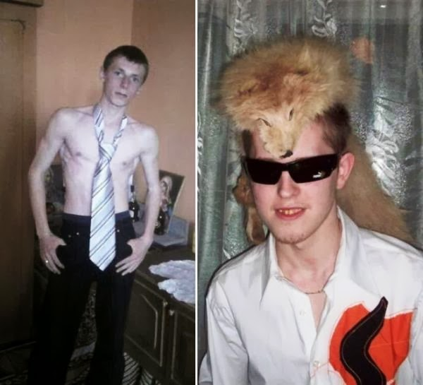 Creepy Russian Dating Site Photos