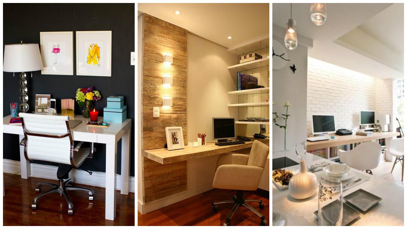 Nos 40 e agora home office decor ideias para decorar for Agora decoration