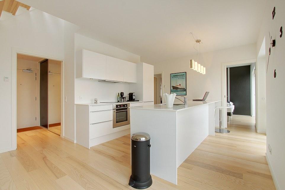 Gallart grupo el blog suelos y puertas de madera en asturias parquet en la cocina ventajas y - Cocinas con parquet ...