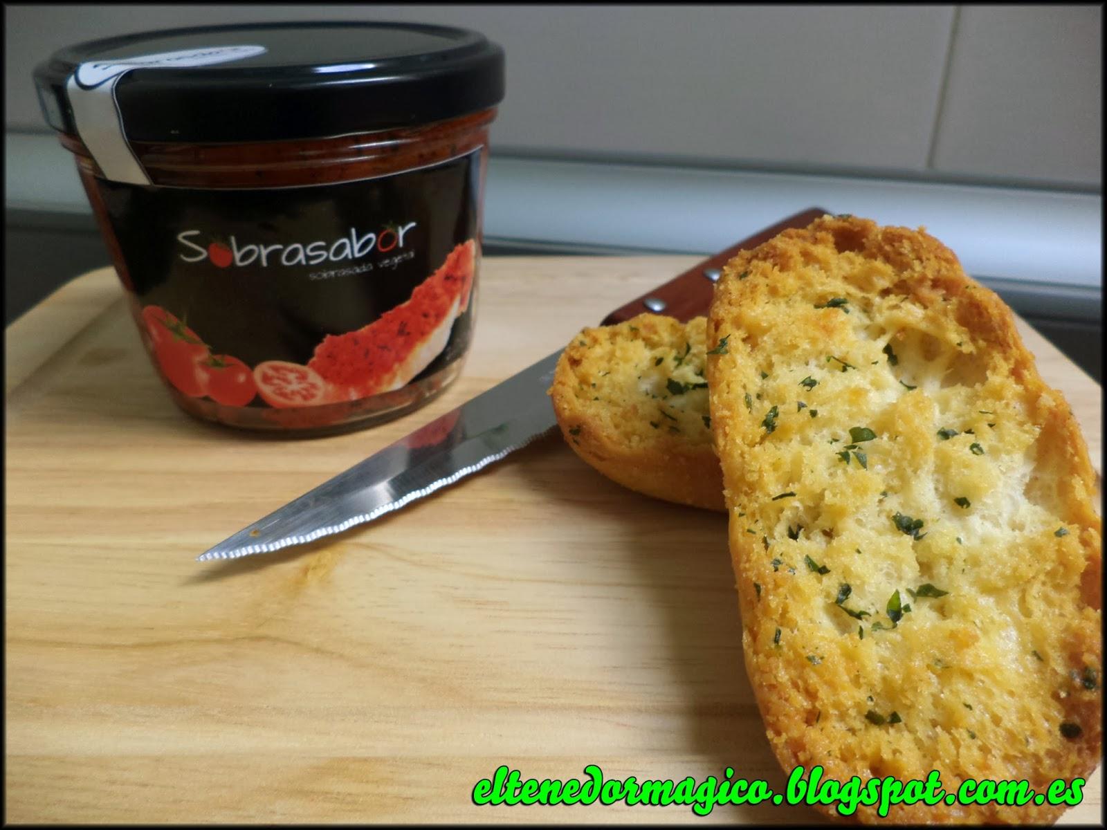 Producto de la semana: Sobrasada vegetal