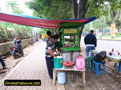 Gerobak Soto Mie Bogor