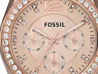 caracteristicas de este reloj mujer de Fossil