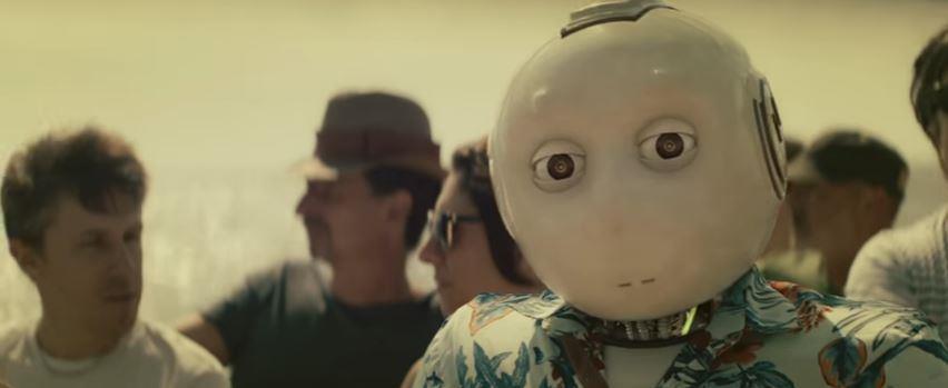 Canzone Poste Italiane pubblicità Robot umano - Musica spot Dicembre 2016