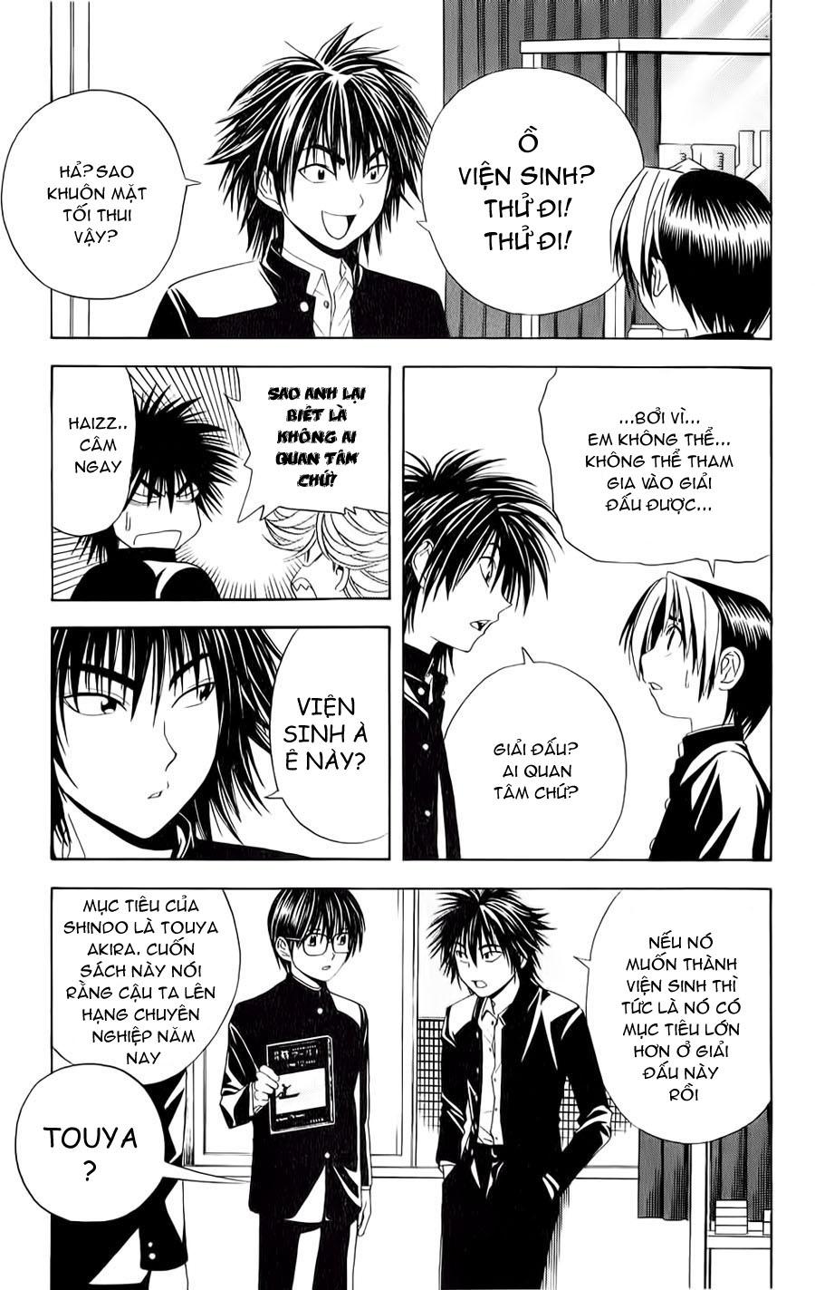 Hikaru No Go hikaru no go chap 42 trang 10
