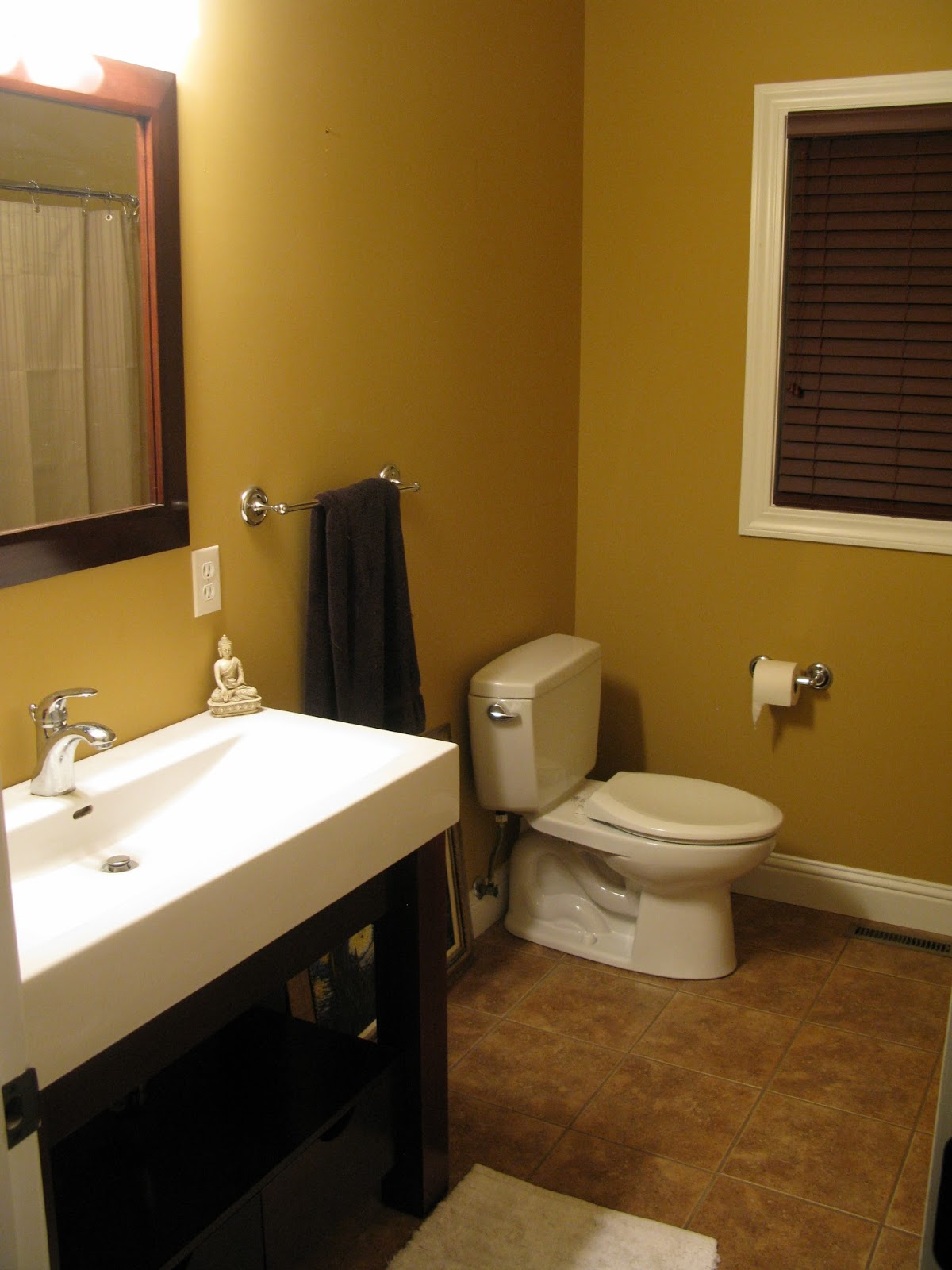 Hale Navy Bathroom Love And Bellinis
