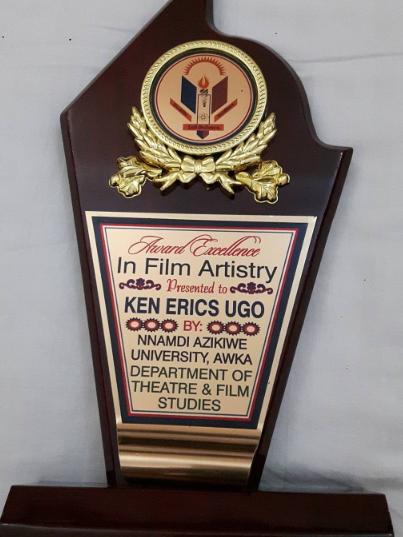 ken erics ugo unizik awards