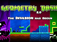 Geometry Dash Mod Apk Unlock v2.111 for Android