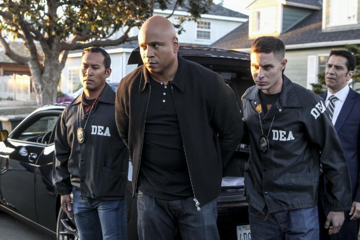 NCIS: Los Angeles - Episode 8.13 - Hot Water - Promo, Sneak Peeks, Promotional Photos & Press Release