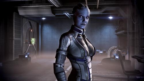 Saya tahu beberapa dari Anda tahu tentang Mass Effect  Tahukah Kalian? Karakter Game Mass Effect: Liara T'soni
