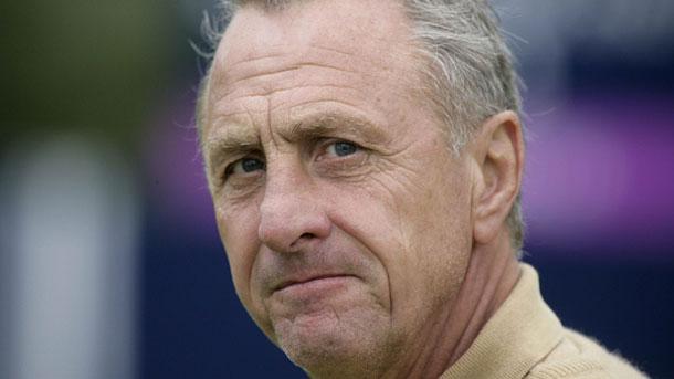 Johan Cruyff se alegra de cómo marcha el tratamiento del cáncer