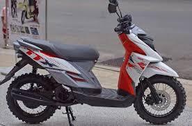 Kumpulan Gambar Modifikasi Trail Yamaha X Ride Terbaru 2018
