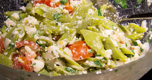 Low Carb Cactus Salad #GardenCuizine #Nopales @EatRight #diabetes #prediabetes #preventdisease