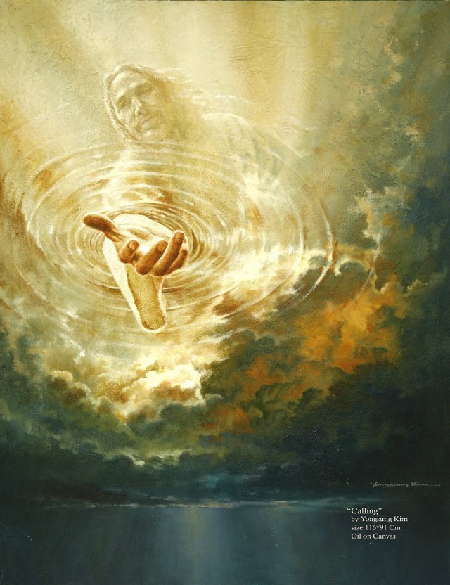 Die to the self and entrust ourselves to Christ in whom we find new life (baptism)