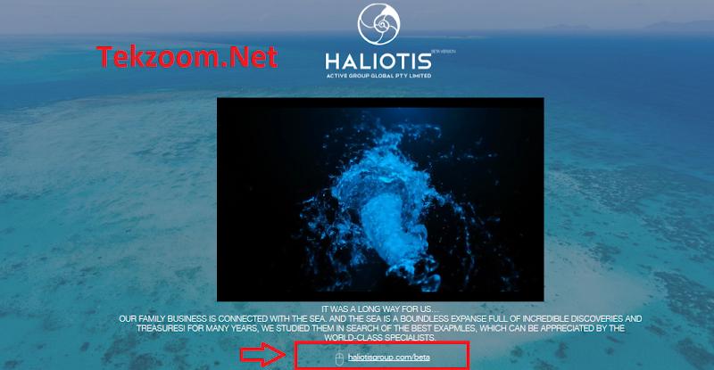 [SCAM] [Haliotis Group][21/10/2016] HYIP - PAY - Lãi 2.5% - 3.5% hằng ngày - Min Dep 30$ - Thanh toán Instant