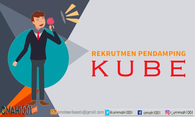 Info Lowongan: Rekrutmen Pendamping KUBE