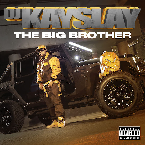 DJ Kay Slay - Wild One (feat. Rick Ross, 2 Chainz, Kevin Gates & Meet Sims) - Single Cover