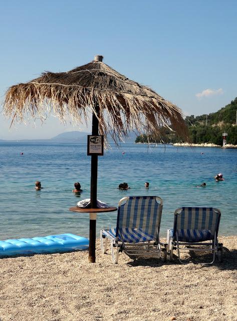 Spilia Beach Meganisi