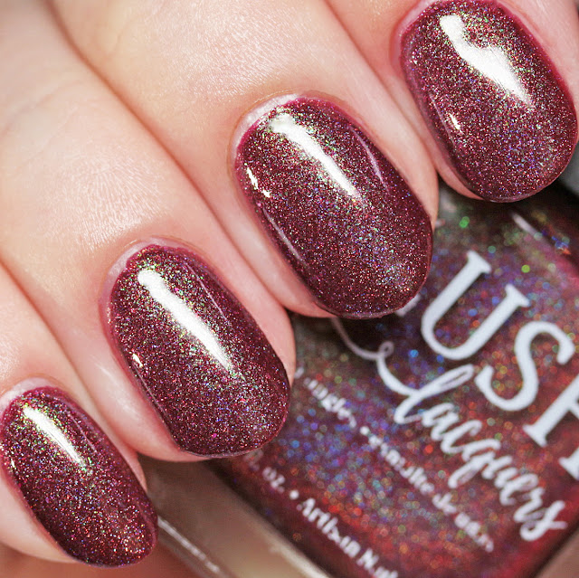 Blush Lacquer Pocketful of Cherries