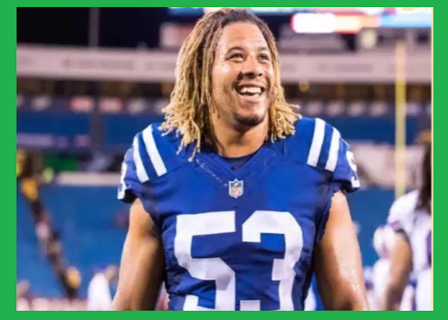 American Football: Indianapolis Colts linebacker Edwin Jackson dies after being hit by suspected drunk driver