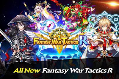 Fantasy War Tactics APK 0.549 Free Download