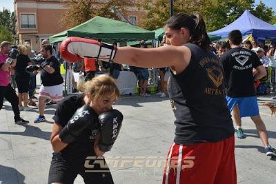 Feria del Deporte Aranjuez