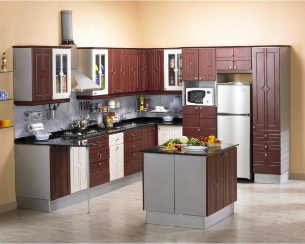 Modern kitchen design ideas for small kitchens for Small kitchen ideas modern