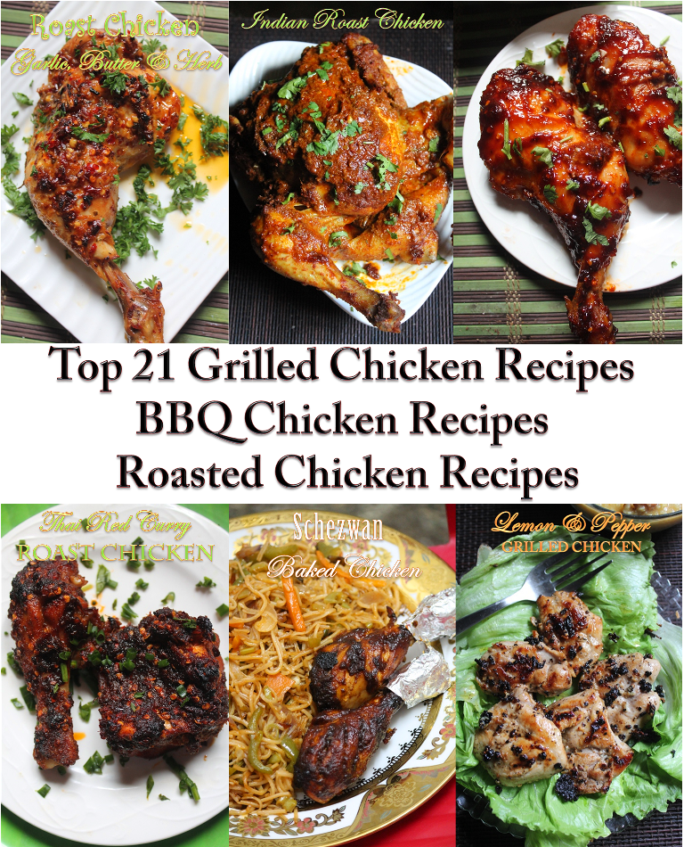 Top 21 Grilled Chicken Recipes