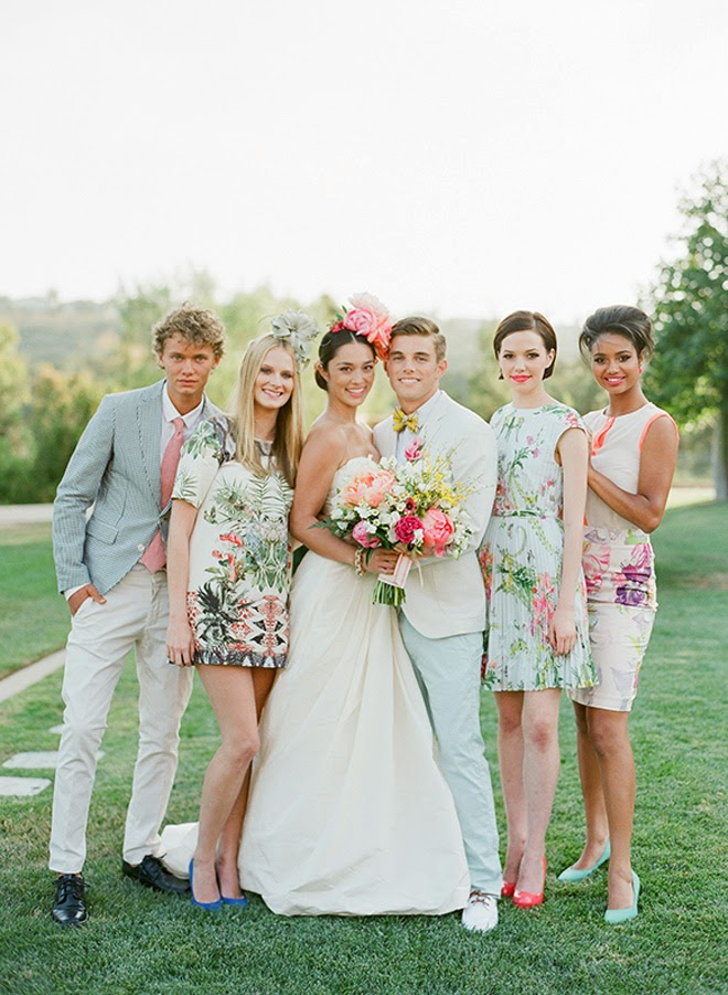 The Ultimate Guide for a Fabulous Spring Wedding - Belle The Magazine