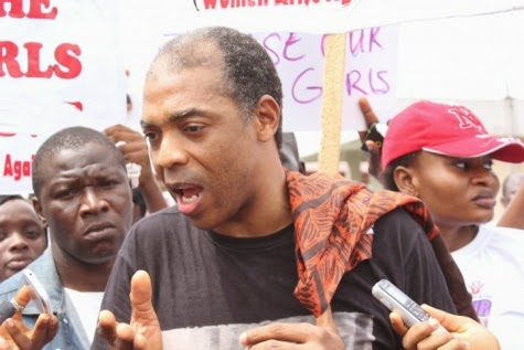 1 Femi Kuti, Jide Kosoko, Odumakin join women protesters in Lagos