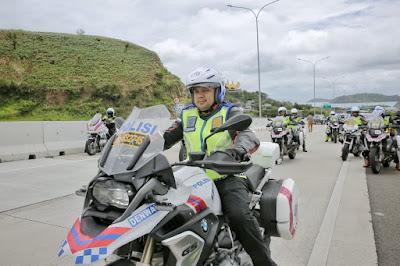 Jalan Tol Trans Sumatera Ruas Bakauheni-Terbanggi Besar Siap Diresmikan