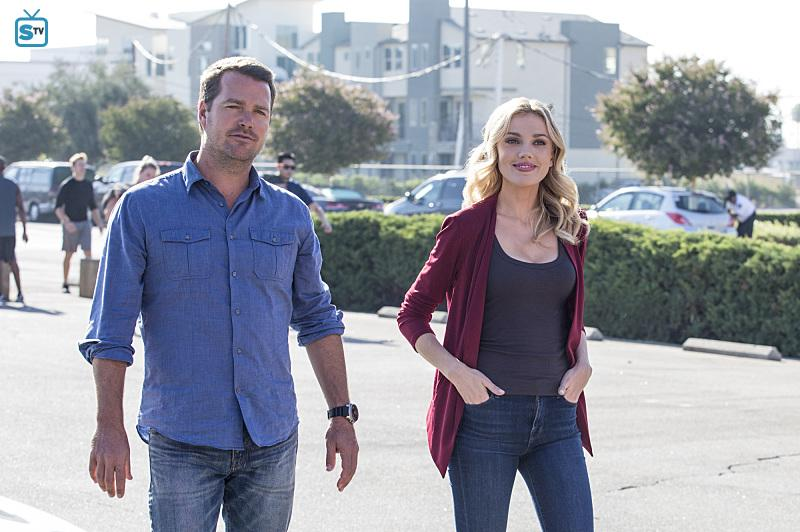 NCIS: Los Angeles - Episode 8.05 - Ghost Gun - Promo, Sneak Peeks, Promotional Photos & Press Release