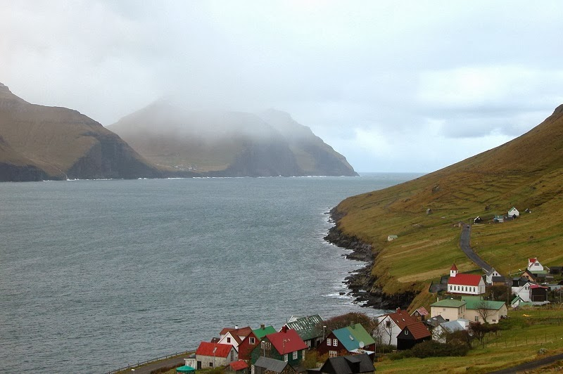 The Dramatic Landscapes of the Faroe Islands