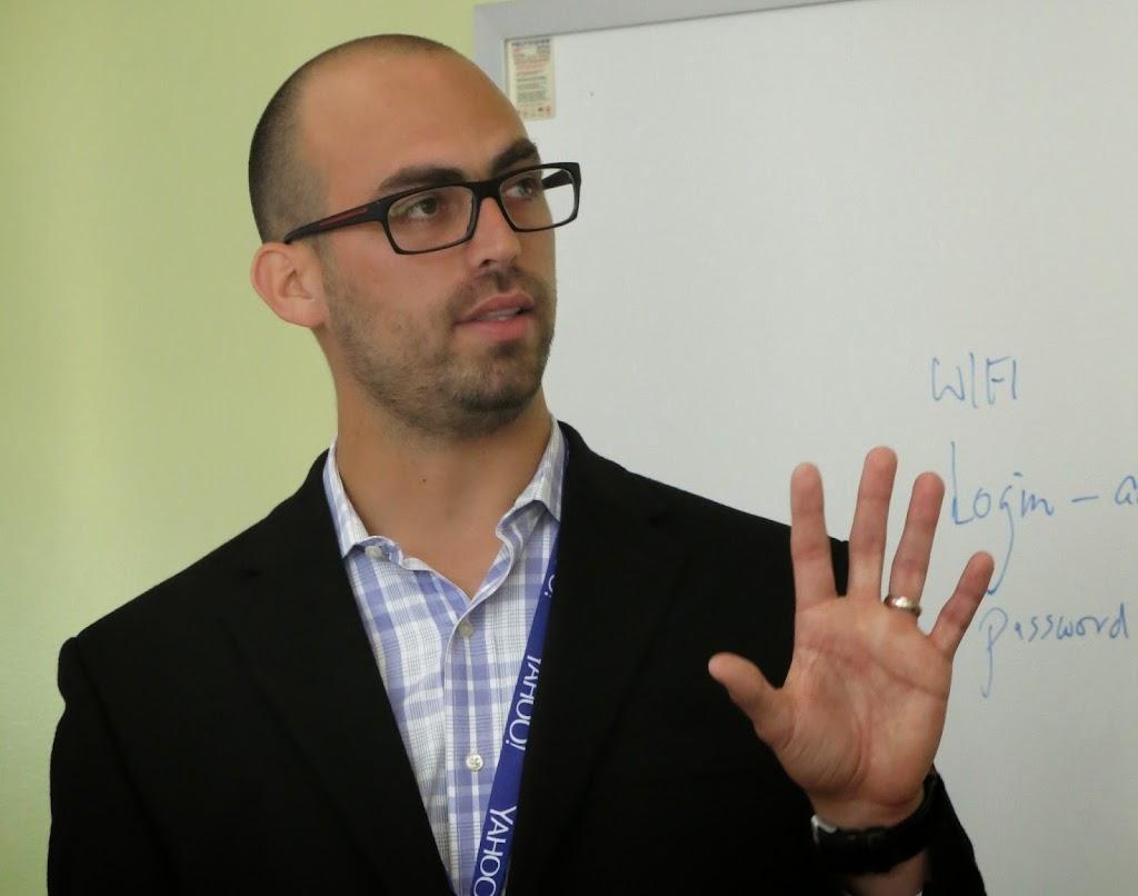 [專訪] Yahoo全球產品管理資深總監迪迦度:挖人才,也要養人才!