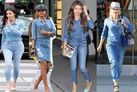 DENIM wears make you STYLISH AND TRENDY-  tips