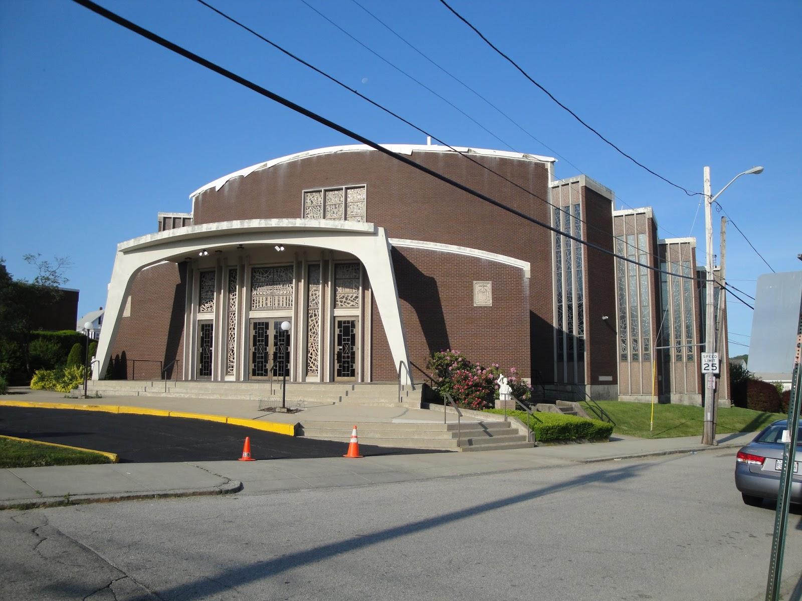 St Bartholomew Church Providence Rhode Island