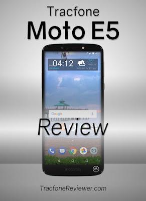 moto e5 review