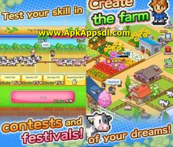 8-Bit Farm Apk MOD v1.0.8 Android Hack Infinite Money and Coins Terbaru 2017 Free Download