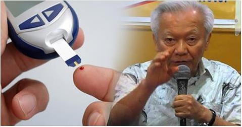 Un Doctor Filipino ha encontrado una cura para la diabetes en solo 5 minutos