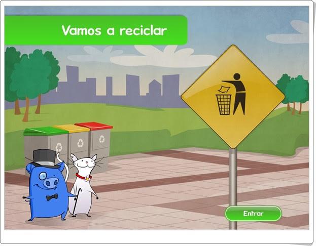 """Día Mundial del Medio Ambiente (5 de junio): """"Vamos a reciclar"""""""