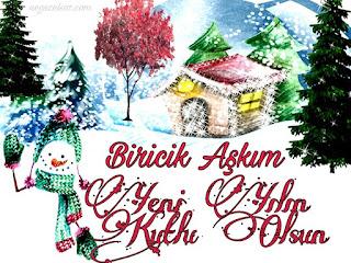 yeni yıl mesajları sevgiliye