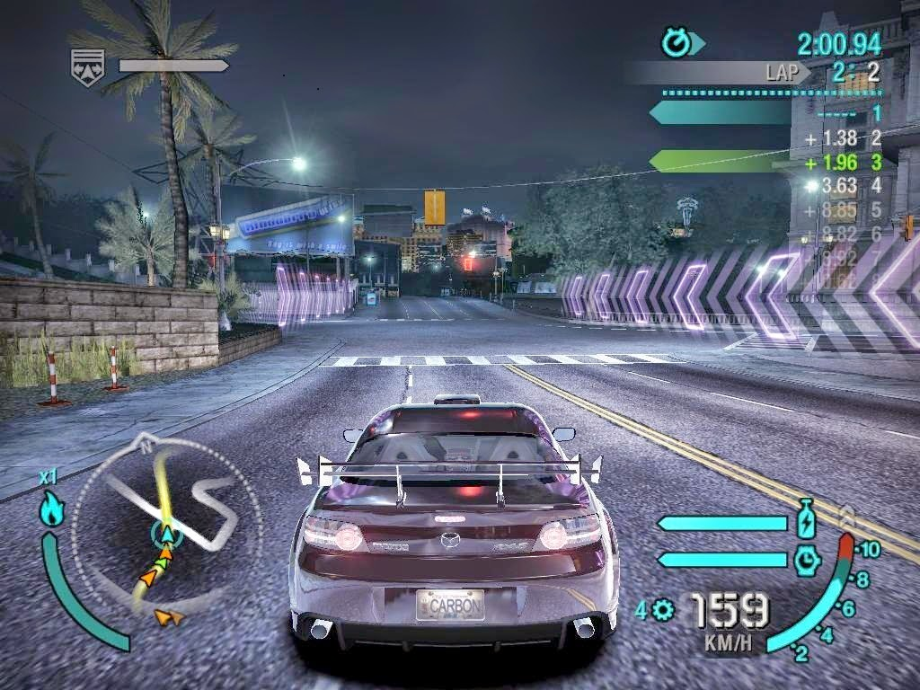 Need for speed carbon pc free download.