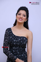 Telugu Actress Richa Panai Stills in One Shoulder Floral Long Dress at Rakshaka Bhatudu Movie Interview  0117.JPG