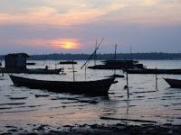 Danau Sembuluh Terbesar di Kalimantan Tengah