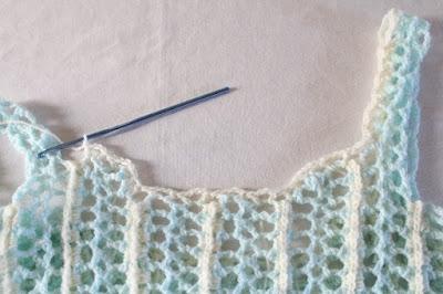 crochet, how to, tutorial, free pattern, top, blouse, shirt, tank top