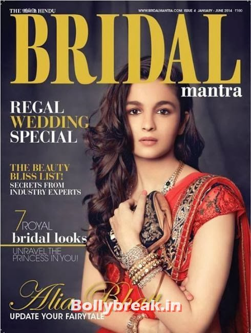 , Bridal mantra Magazine Cover Girls