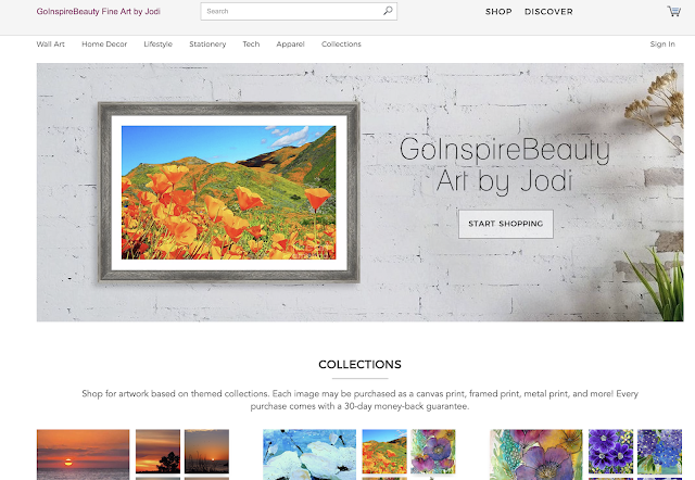 Go Inspire Beauty Gallery