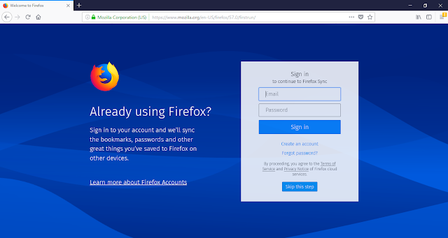 Firefox Browser Image
