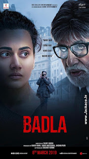 Badla First Look Poster 3